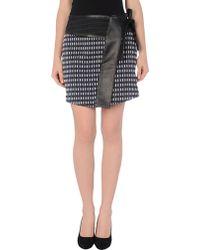 Proenza Schouler Mini Skirts - Lyst