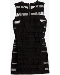 Kelly Wearstler - Mesh Stripe Dress - Lyst