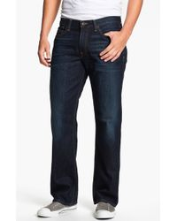 Lucky Brand 361 Vintage Straight Leg Jeans Ol Oklahoma - Lyst