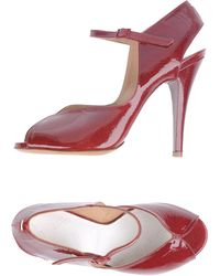 Maison Margiela High-Heeled Sandals - Lyst