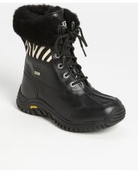 Ugg Adirondack Exotic Boot Women - Lyst
