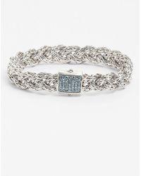 John Hardy Classic Chain Small Braided Bracelet - Lyst