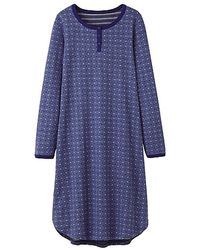 Uniqlo Double Face Dressdotlong Sleeve - Lyst