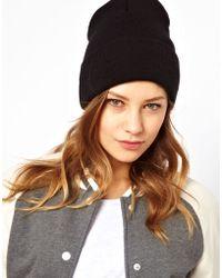 American Apparel - Cuffed Beanie Hat - Lyst