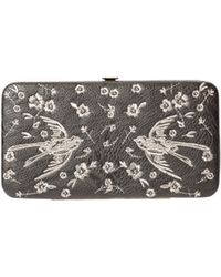 Darling - Purse with Bird Embroidery - Lyst