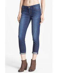 Paige Kylie Crop Jeans Journey - Lyst