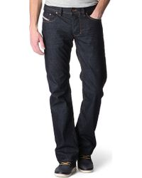 "Diesel Larkee Straight Jeans 30"" Leg - For Men - Lyst"