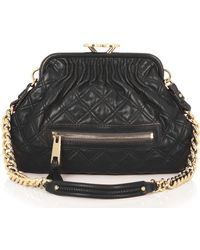 Marc Jacobs Quilted Little Stam Shoulder Bag - Lyst