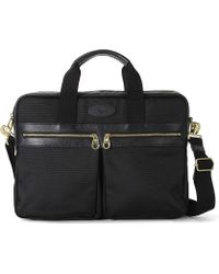 Mulberry Henry Laptop Bag - Black