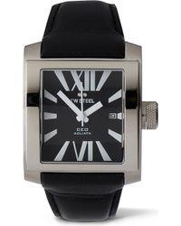 TW Steel Ceo Goliath Watch - Black