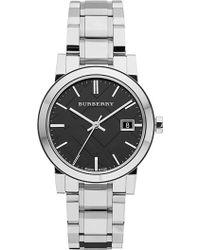 Burberry Stainless Steel Watch - Metallic