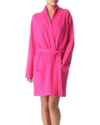 db5b4cc9c5 Juicy Couture - Cashmere Robe - Lyst