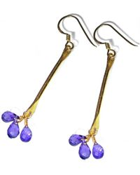 Chic Jewel Couture Violeta Earrings - Lyst