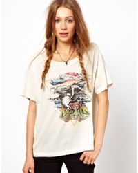 Denim & Supply Ralph Lauren - Denim Supply By Ralph Lauren Eagle Tshirt - Lyst