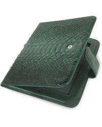 Ghibli - Python Leather Ipad 2 Case - Lyst