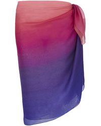 Gottex Rainbow Goddess Pareo - Lyst