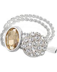 Swarovski - Winter Garden Bracelet - Lyst