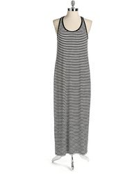 Two By Vince Camuto Striped Tank Maxi Dress - Lyst