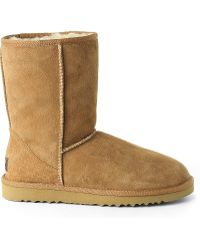 Ugg Classic Short Sheepskin Boots - For Women - Lyst