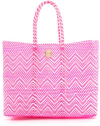 Joie - Louisa Woven Tote - Lyst