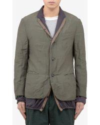 Kolor Layered Jacket - Lyst