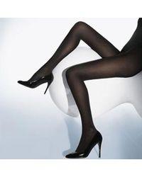 Wolford Velvet De Luxe 66 Tights - Lyst
