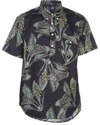 Altru - Painted Palms Shirt - Lyst