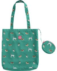 Joules Eco Bag Shopper - Green