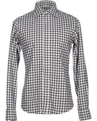 Robert Friedman Shirt - Brown