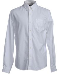 Timberland Long Sleeve Shirts - Lyst