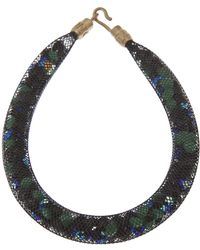 Peppercotton Mesh Bracelet - Black