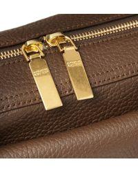 Alexander McQueen - Fullgrain Leather Holdall Bag - Lyst