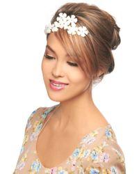 ModCloth - Ornate in Nature Headband - Lyst
