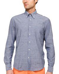 Gant Rugger Selvage Madras Ez Fit Shirt - Lyst