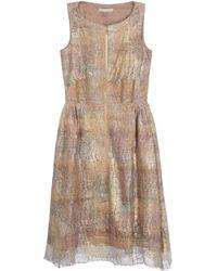 Zoe Jordan Short Dresses - Natural