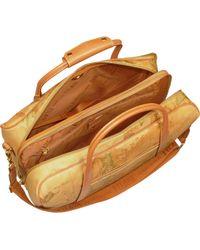 Alviero Martini 1A Classe - 1a Prima Classe - Double Compartment Zip Travel Bag - Lyst
