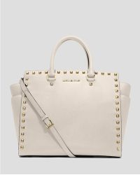 MICHAEL Michael Kors Tote Large North South - Lyst