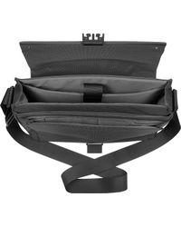 Porsche Design Briefbag Fs Black Laptop Messenger Bag - Lyst