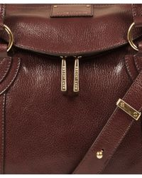 Marc By Marc Jacobs - Large Brown Fulton Crossbody Bag - Lyst