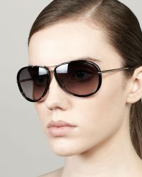 Tom Ford - Cyrille Aviator Sunglasses - Lyst