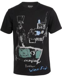Edun Doktar Winnifred Cotton T-Shirt - Lyst