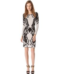 Temperley London Plume Jacquard Dress - Lyst