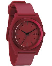 Nixon The Time Teller P Watch - Lyst