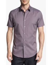 Calibrate Short Sleeve Sport Shirt - Lyst