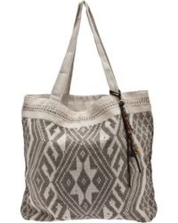Jade Tribe - Hand woven Tote Bag - Lyst
