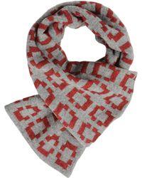 pringle of scotland scarves lyst