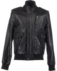 Surface To Air - Leather Outerwear - Lyst