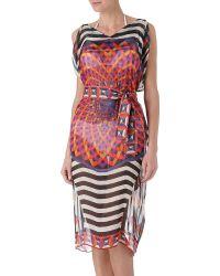 Gottex Pyramides Beach Dress - Lyst