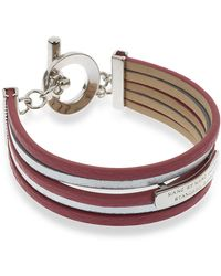 Marc By Marc Jacobs - Toggle Bracelet - Lyst