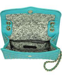 Rebecca Minkoff - Diamond Quilt Stud Affair Shoulder Bag - Lyst